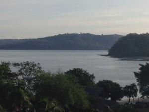 View of water from Hotel Papagaya